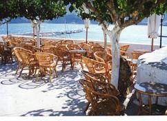 Vrachos Cocktail Bar Sea View