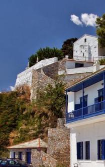 Vrachos Skopelos Greece