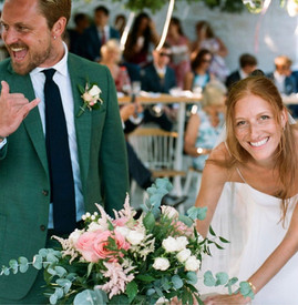 Wedding in Skopelos island Greece