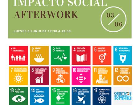 Networking de Impacto social el 3 de junio
