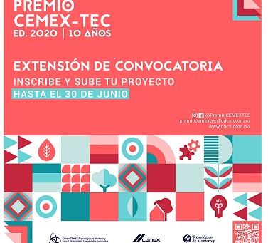 PREMIO INTERNACIONAL CEMEX-TEC A EMPRENDEDORES SOCIALES