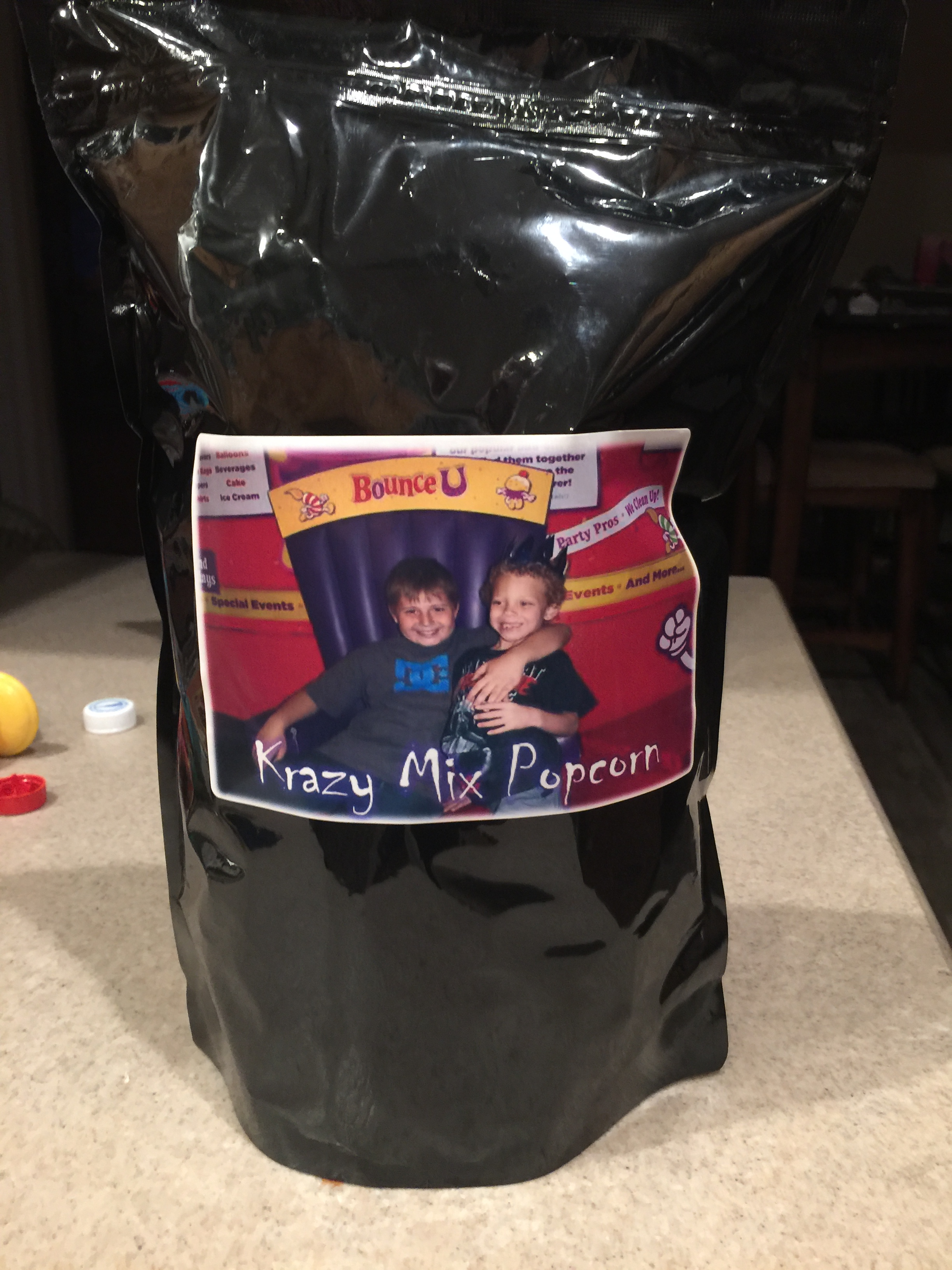 Heather's Popcorn Krazy Mix