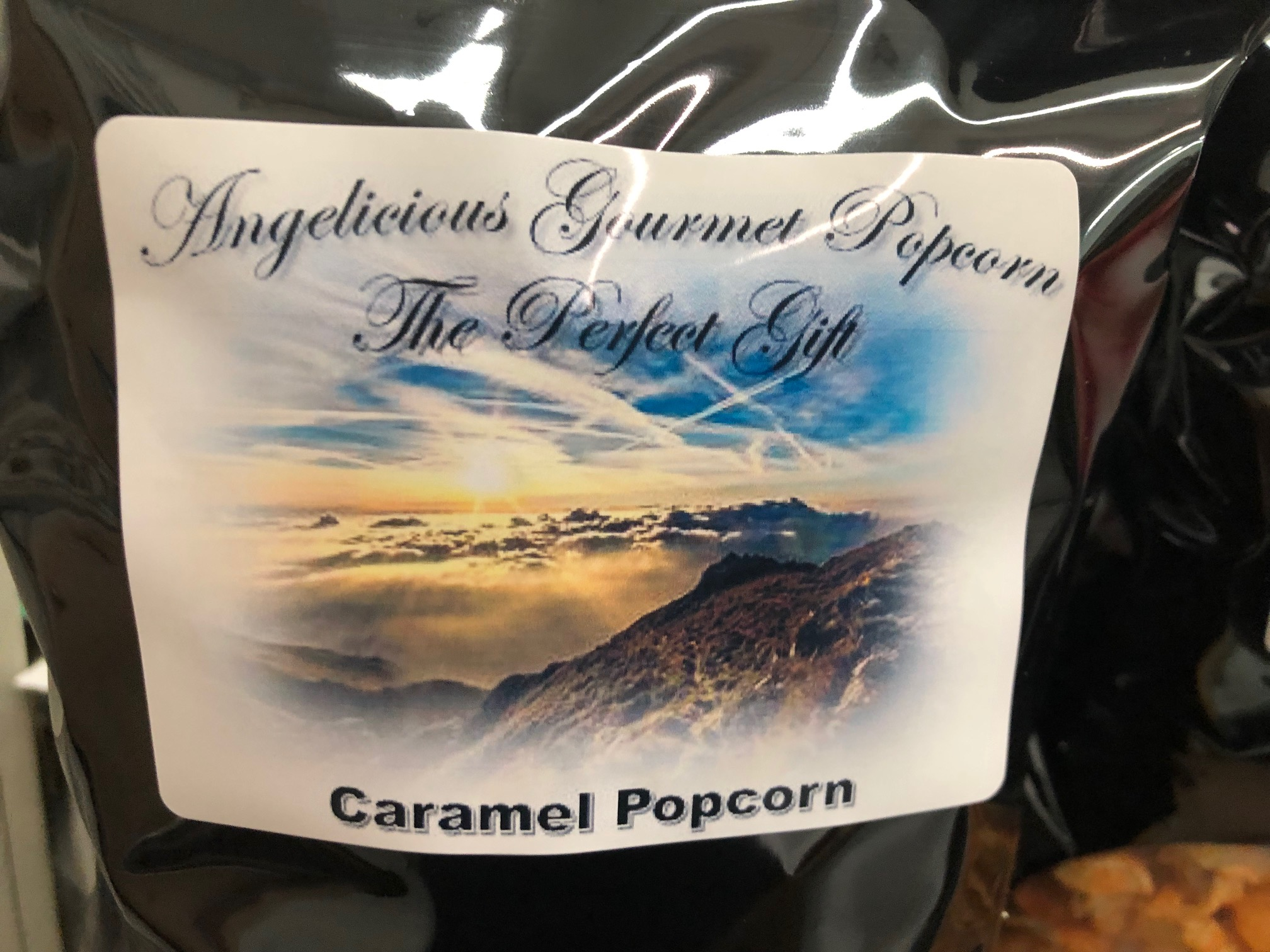 Bagged Popcorn 15.75 cups Caramel