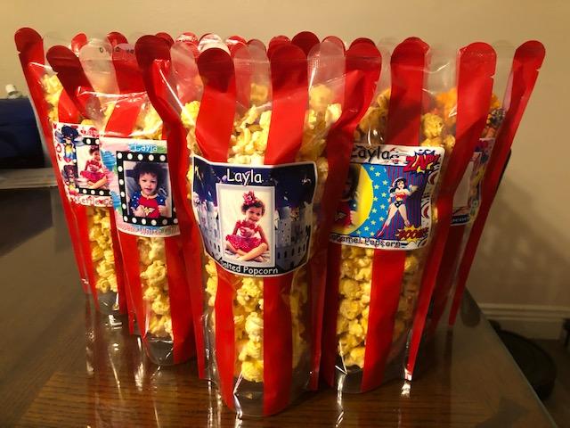 Layla popcorn 6