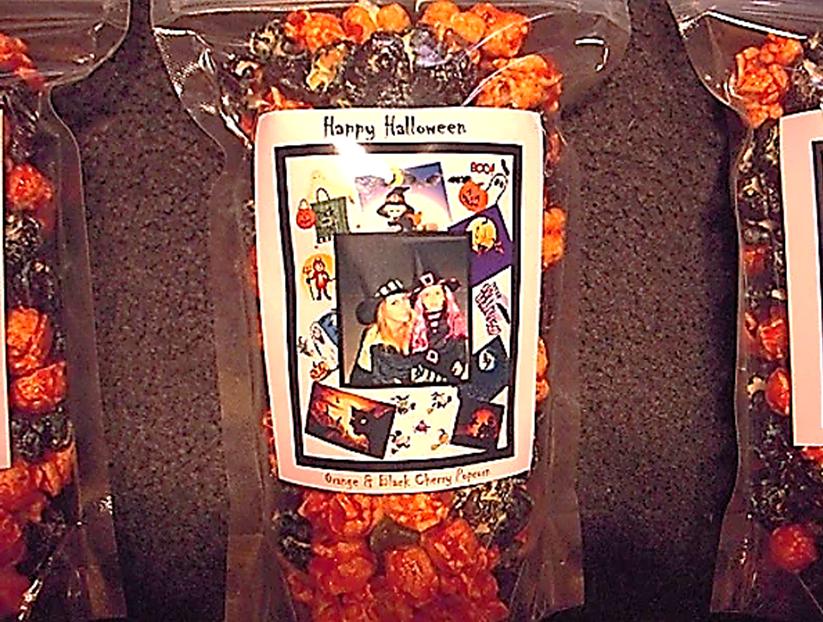 T&A Halloween