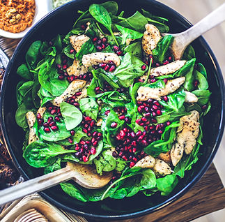 Pomegranate salad, Alysia Raftery Bodysyncnatural Solutions, naturopath near me