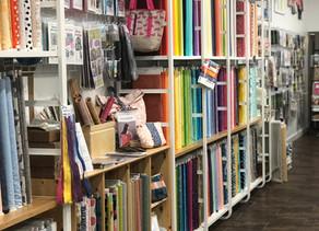 Tough Kitten Crafts Shop Hop: The Modern Sewist in Sarasota, Florida