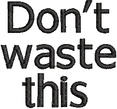 Don't Waste This No Poo.PNG