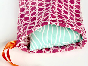 The 15 Minute Gift: Easy Eye Pillow and Case