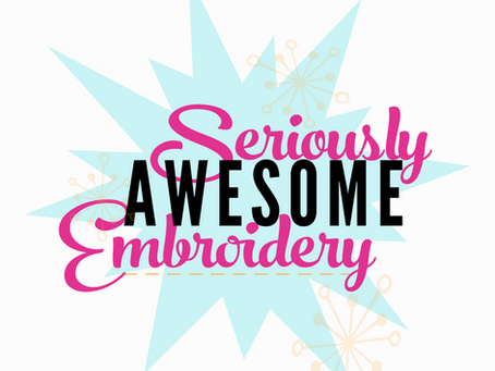 3 Tips for Better Machine Embroidery