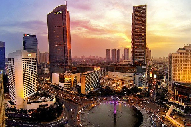 indonesian townsquare