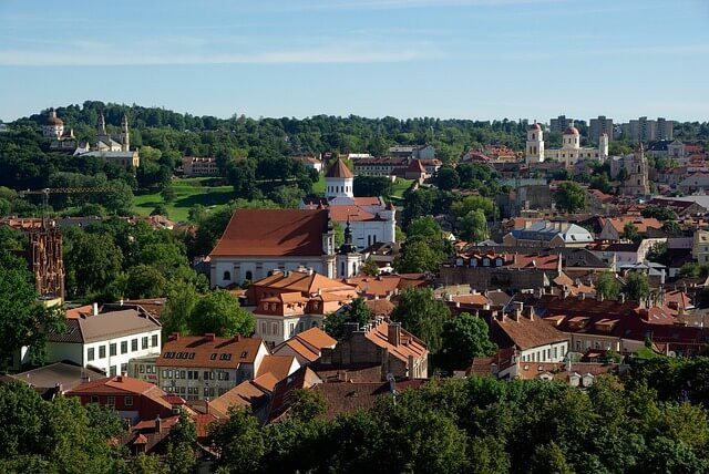 lithuanian town