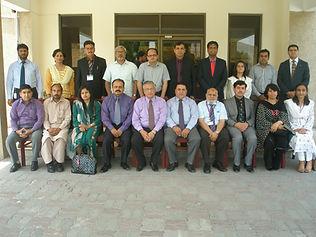 Dr. Zahid Halim at HEC QAA