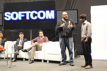 Dr. Zahid Halim at ACM Softcom