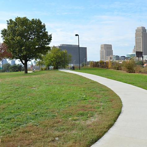 Margart Kemp Park Trail - Kansas City, MO