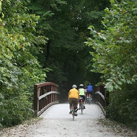 MKT Trail - Columbia, MO
