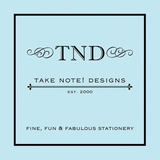 Take Note Designs