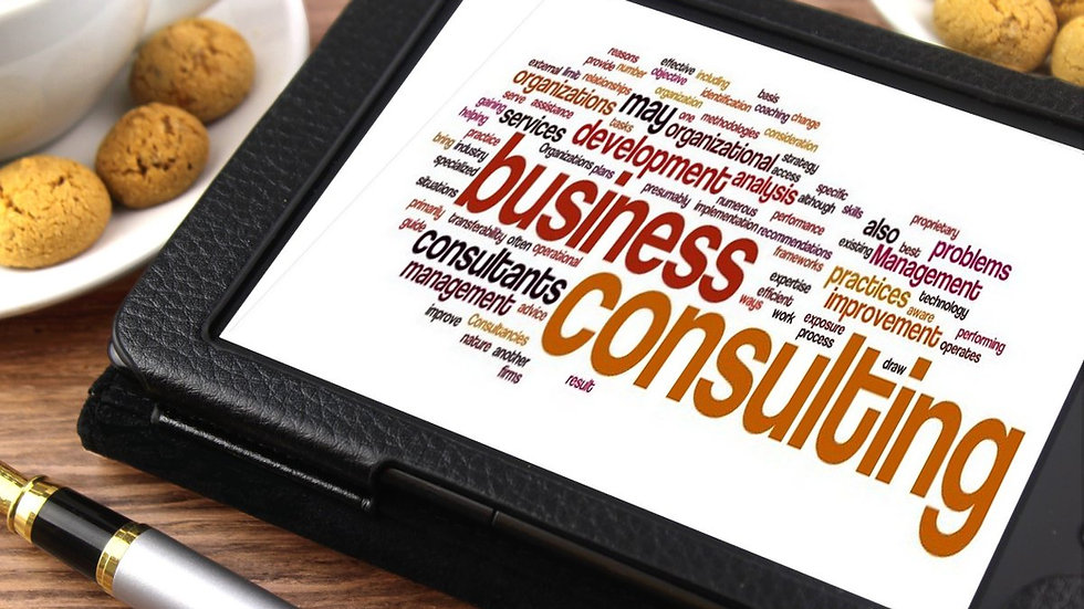 Hourly business consulting