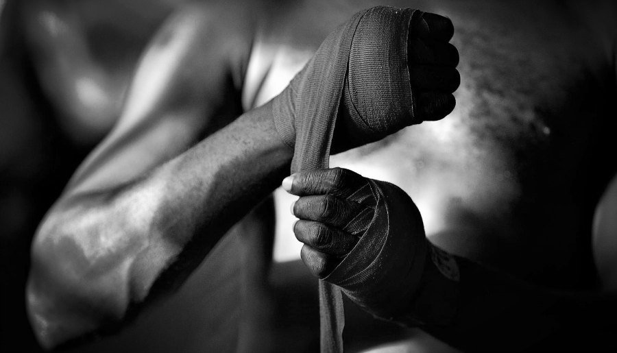 Boxing circuit / Boxe Fitness