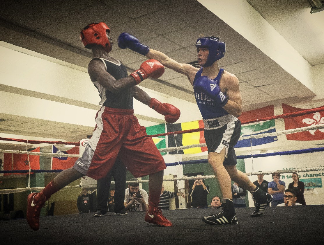 Sparring Advanced