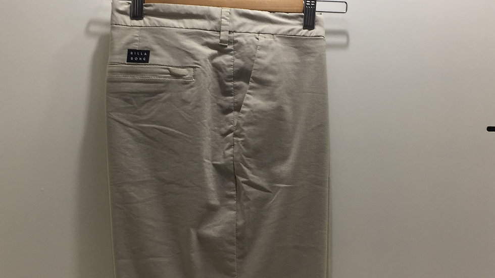Billabong New Order X , CHI,Submersibles, Stretch, Largo MID.
