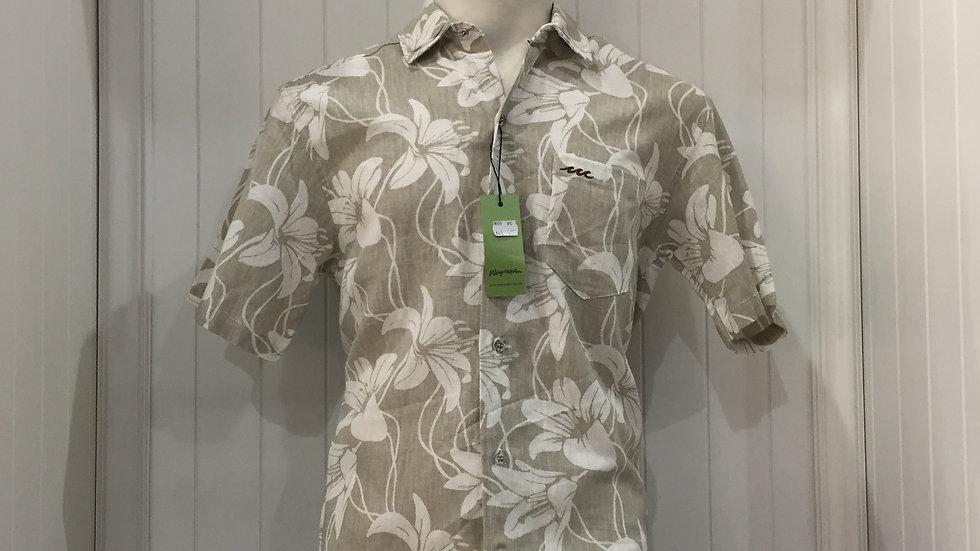 Camisa Wave Motion, para hombre 100% algodón.
