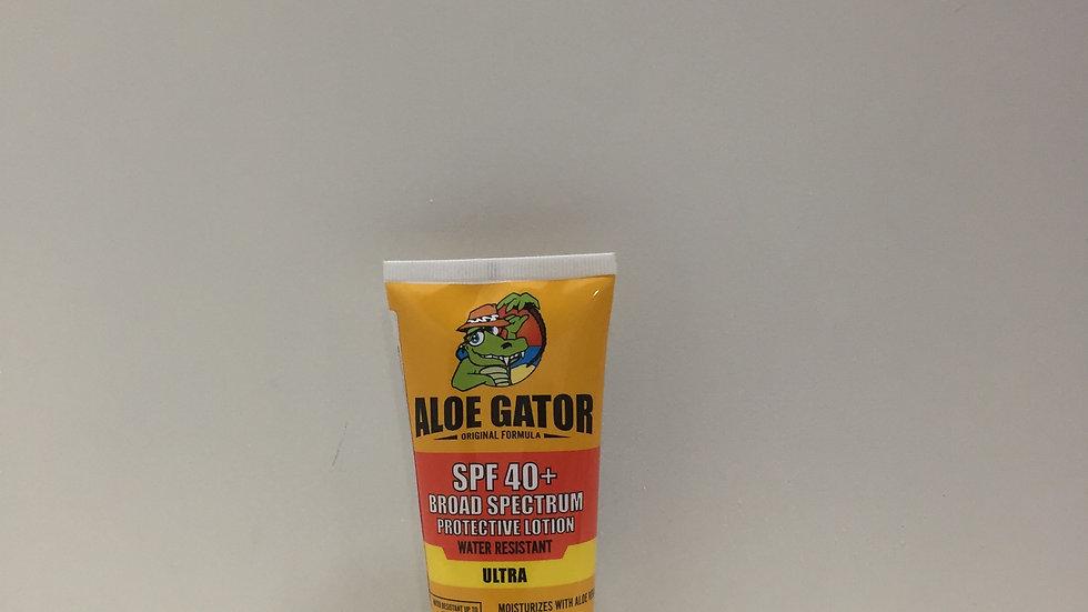 Bloqueador solar Aloe Gator SPF 40
