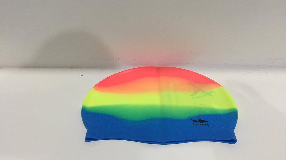 Gorra para natación Escualo 100% PU silicón confort exepcional