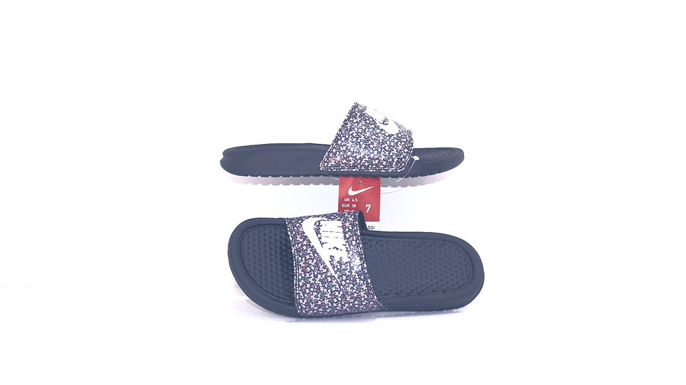 Sandalias Nike WMNS BENASSI JDI PRINT