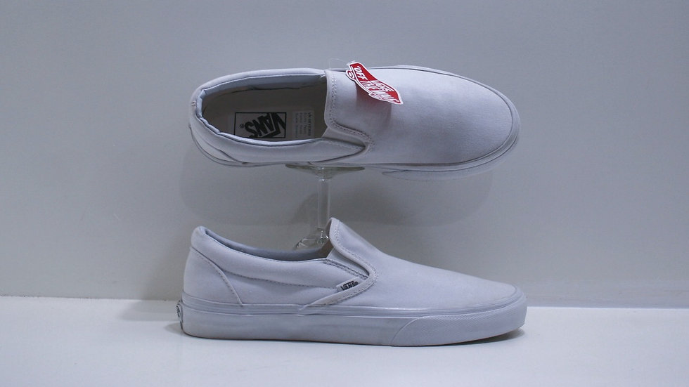 Tenis Vans Uni Era Authentic White
