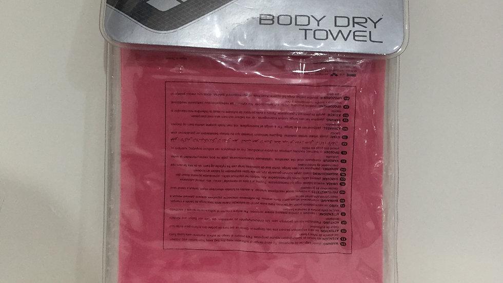 Toalla Body Dry II Rosa Arena