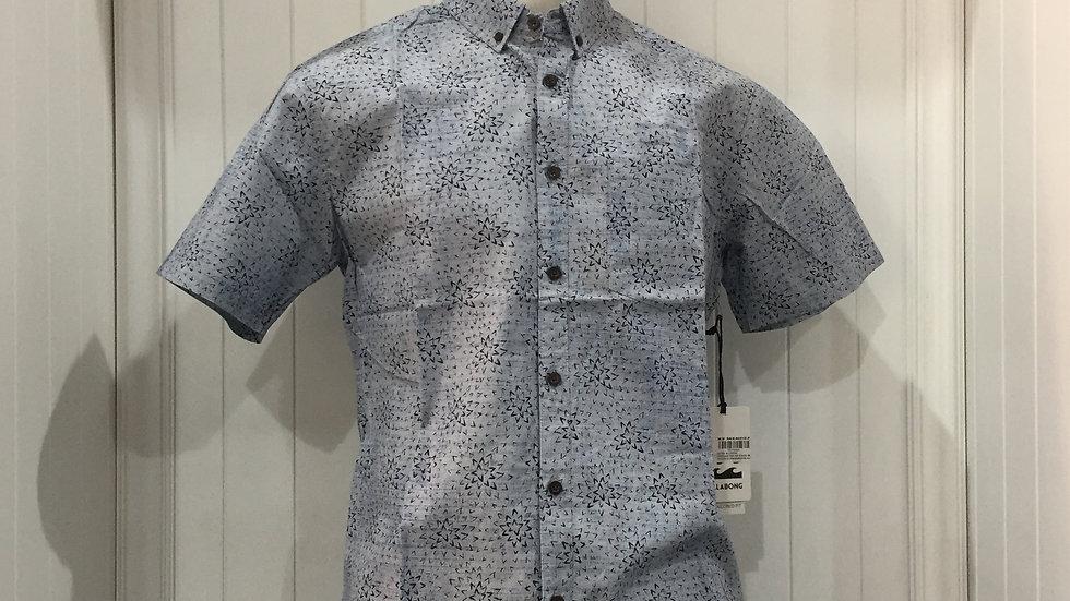 Camisa Billabong ErosStretch100% algodón.