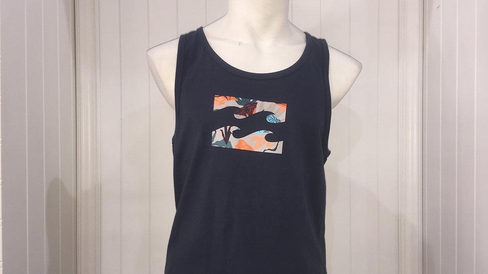 Camiseta Billabong, Team Wave NVY