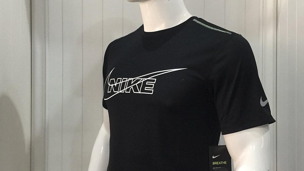 Playera Nike Breathe Dri-Fit Running, 100% Poliester.