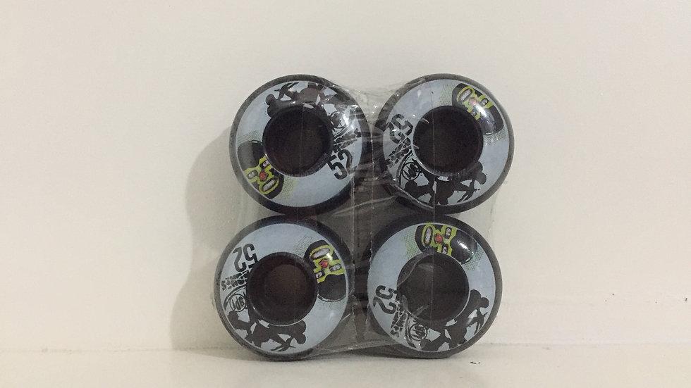 Ruedas Raxe para patinetas cortas 52mm