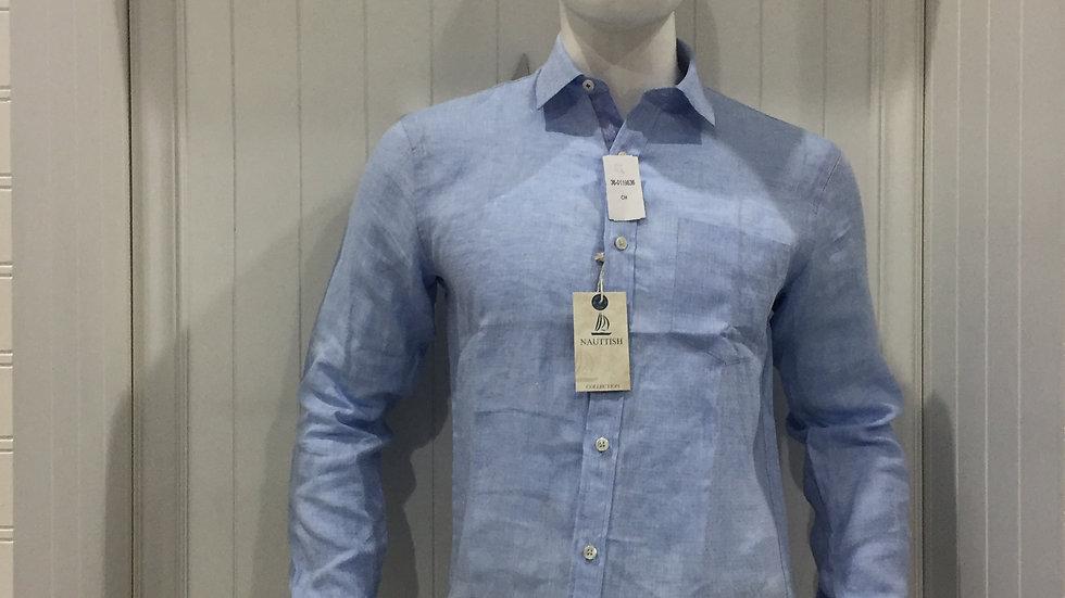 Camisa Nauttish 100% Lino