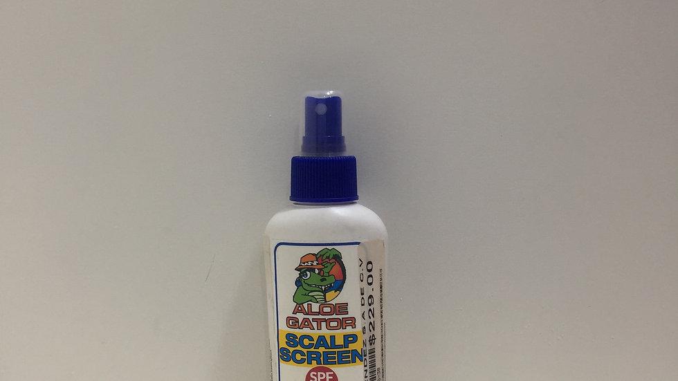 Bloqueador solar Aloe Gator SPF 30+ en spray