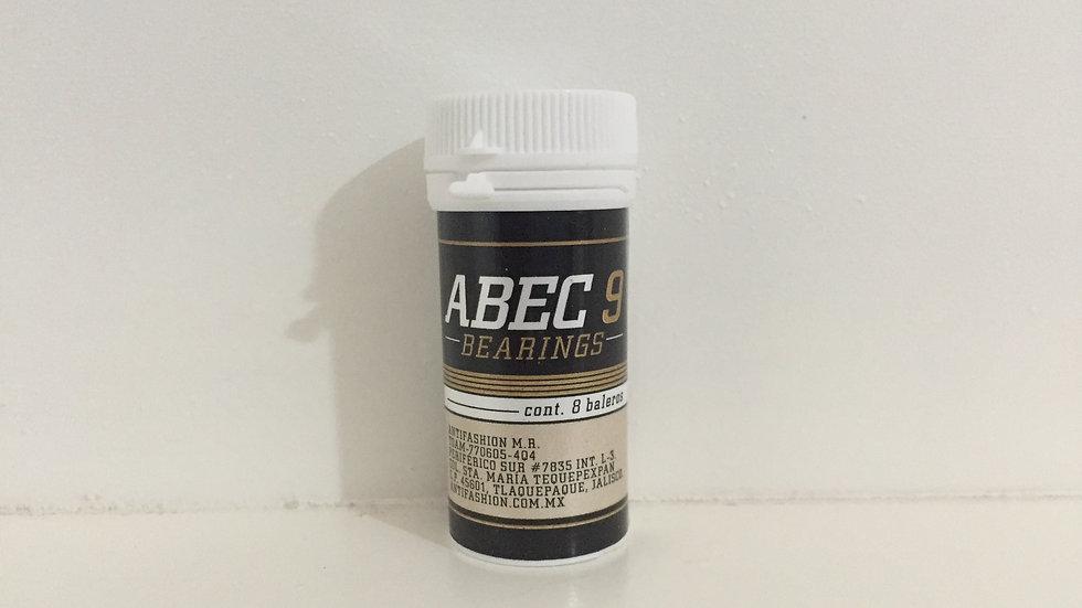 Baleros Antifashion ABEC 9