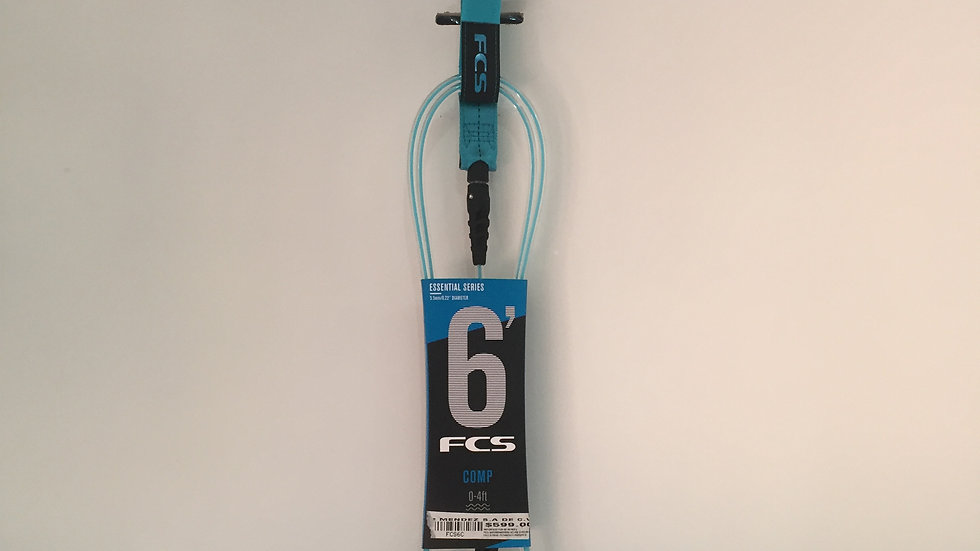 Leash 6´´ para Surfboard FCS ClassicSeries Competition 0-4ft