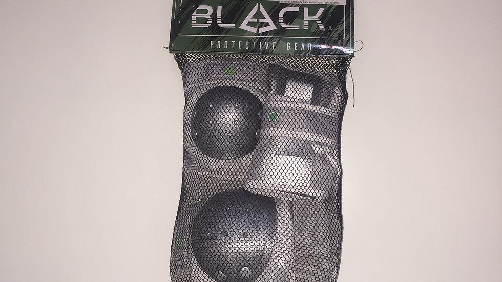 Preteccón Black para patinar