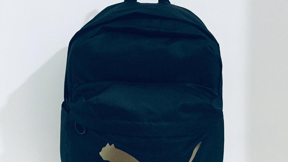 Mochila Puma Escolar 20L. con bolsa lateral para bote de agua