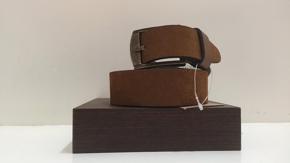 Cinturón de piel Corda