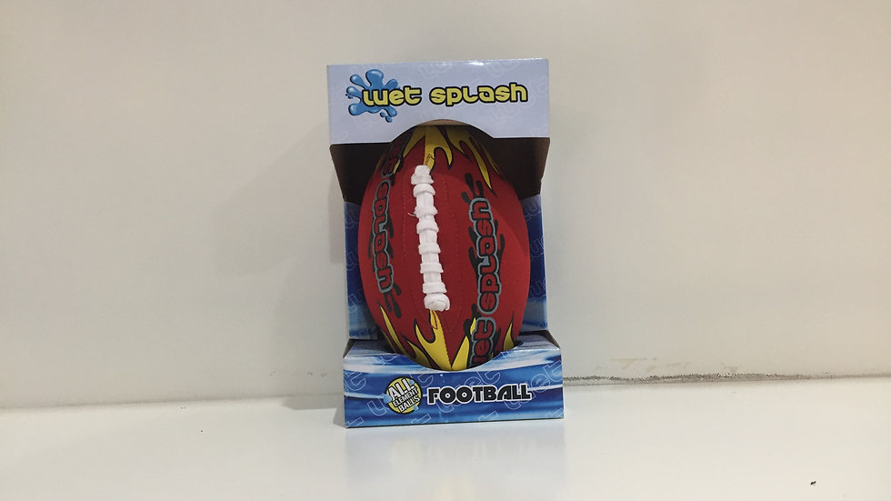 Pelota para Football Wet Splash