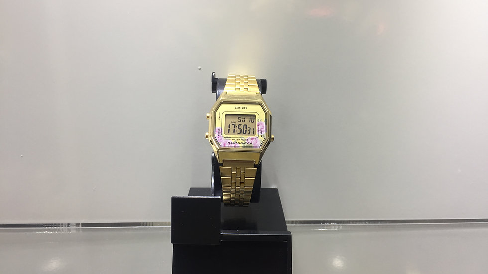 Casio Digital  Water Resistant.