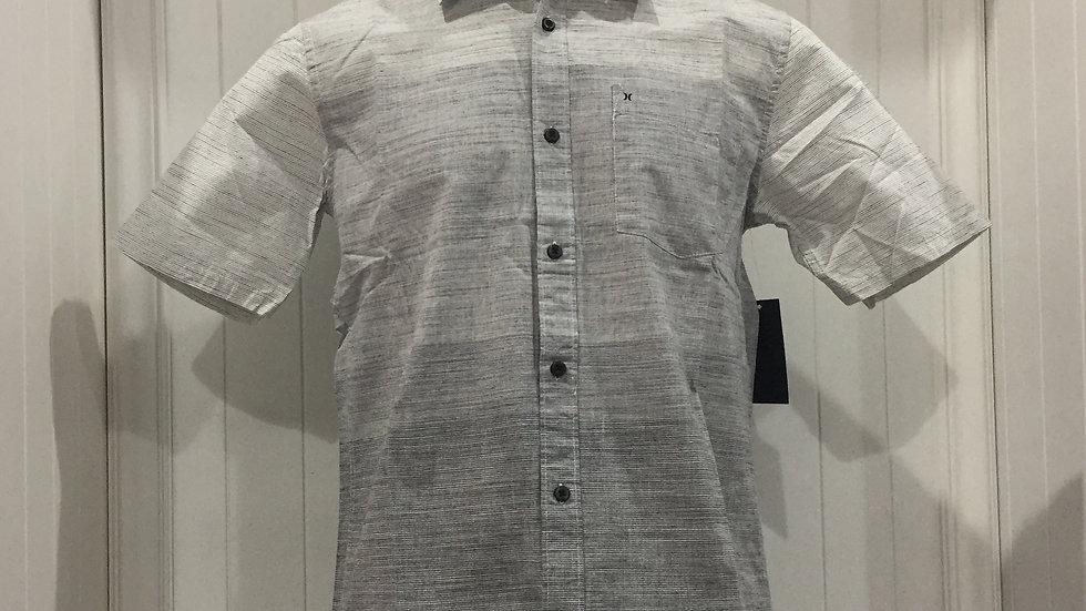 Camisa Hurley Hudson Top SS, Stretch,100% algodón.
