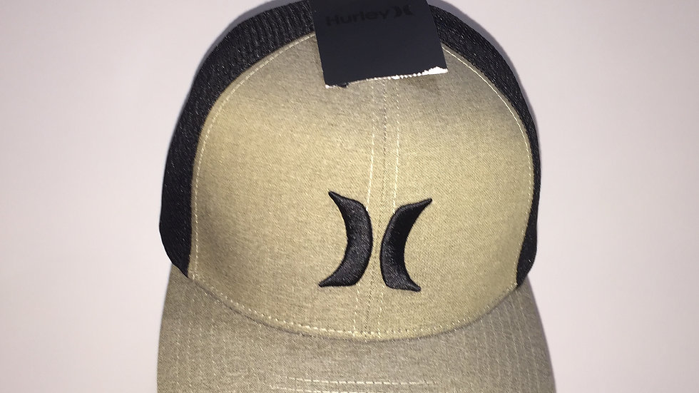 Gorra Hurley ONE AND TRTRS TRKR, Flex Fit,