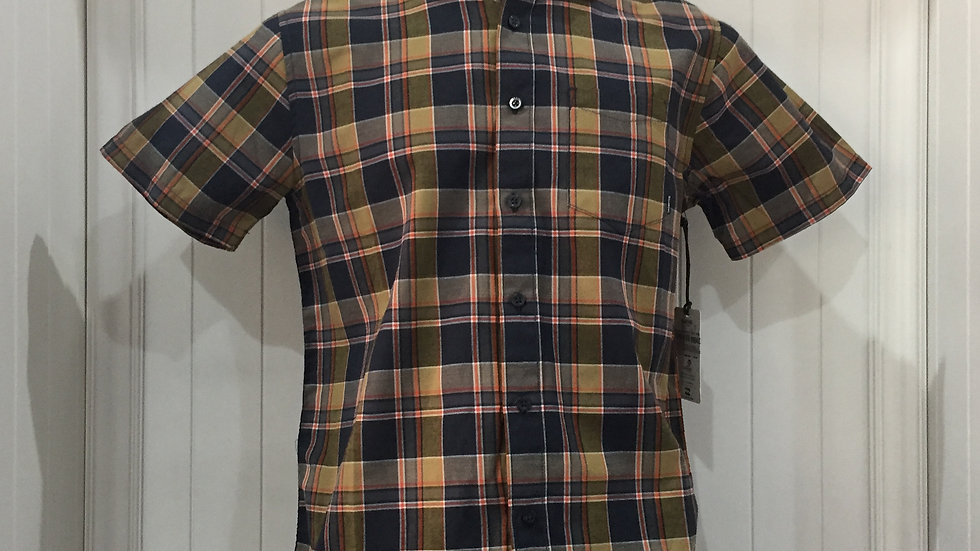 Camisa Billabong Wales55% algodón, 45% poliester.