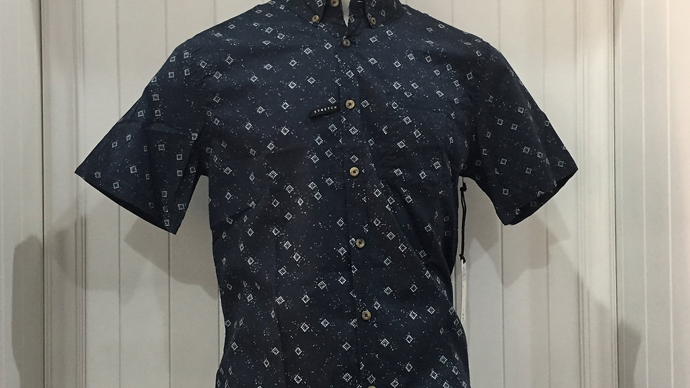 Camisa Billabong Sundays Mini Stretch100% algodón.