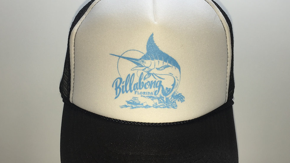 Gorra Billabong Ole Blue FL, Trucker,