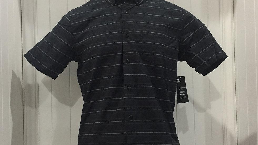 Camisa Hurley StaycayTop SS Drit Fit, Stretch, 75% algodón, 21% poliester, 4% E
